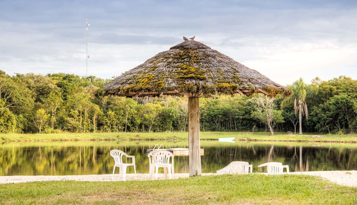 Colina do Sol naturist and nudist resort near Porto Alegre in Brazil