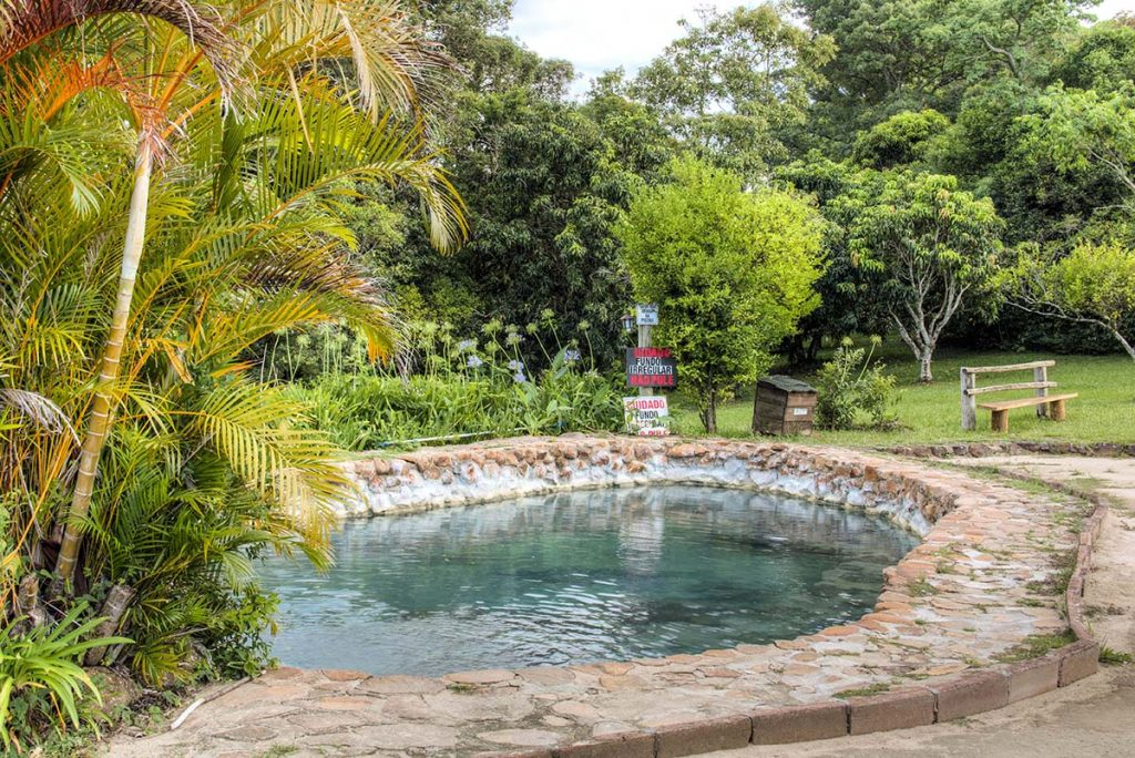 Colina do Sol naturist and nudist resort near Porto Alegre in Brazil