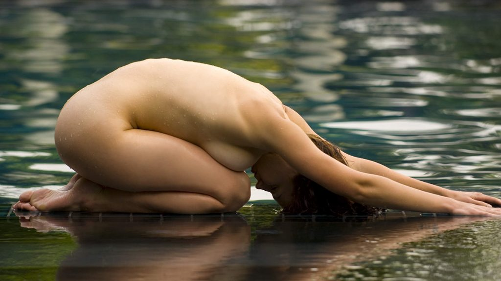 Nudity, Nature and Spirituality: The obvious link