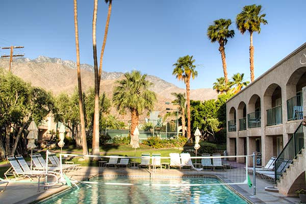 Desert Sun Nudist Resort Palm Springs Riverside
