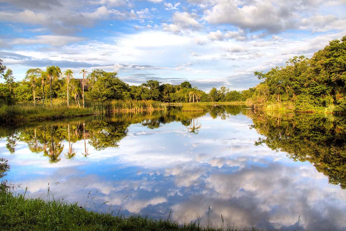 Colina do Sol Naturist Resort in Brazil