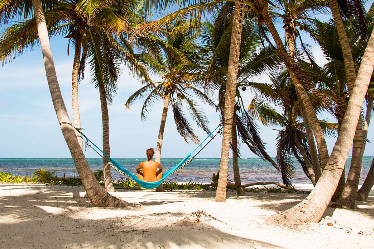 nudist resort Playa Sonrisa, Mexico