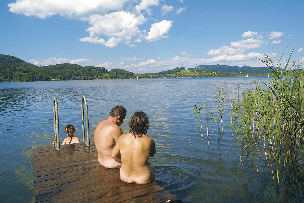 The Naturist Talks: Ben from the USA