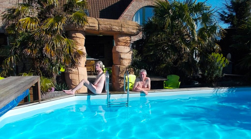 The Naturist Talks: Chris and Guido from Belgium