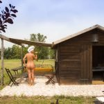 Naturist Resort Suncave Gardens near Rome, Italy