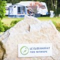 Le Clos Barrat naturist camping in Lot-et-Garonne, France