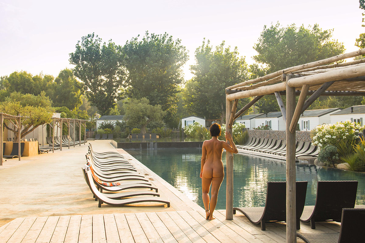 Why is the Nude Spa More Popular than the Naturist Resort?