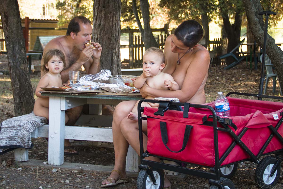 Think, familly swingers french have