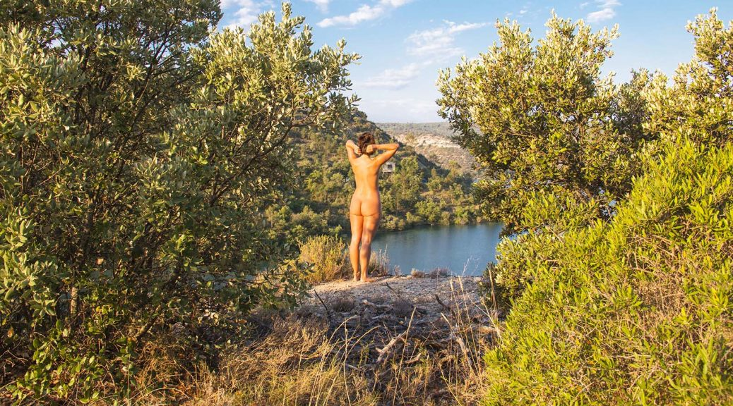 Camping Naturiste Verdon Provence in Haute Provence, France