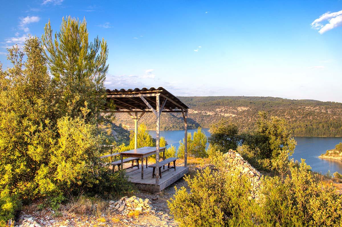 Camping Naturiste Verdon Provence in Haute Provence, France