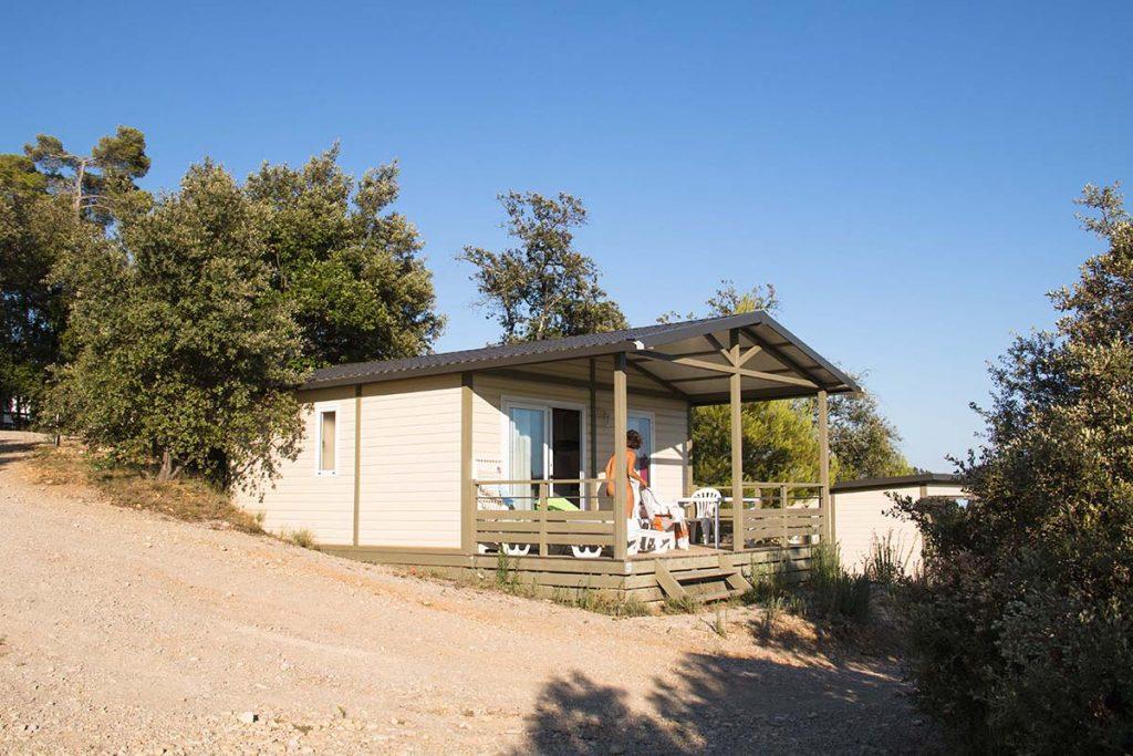 Camping Naturiste Verdon Provence in France