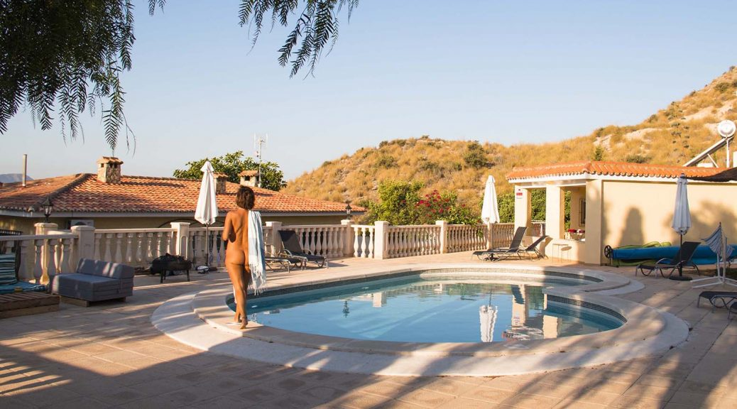 Lavinia Naturist Resort near Alicante, Spain