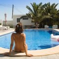 Finca Pura Clothing Optional Guestrooms near Alicante, Spain