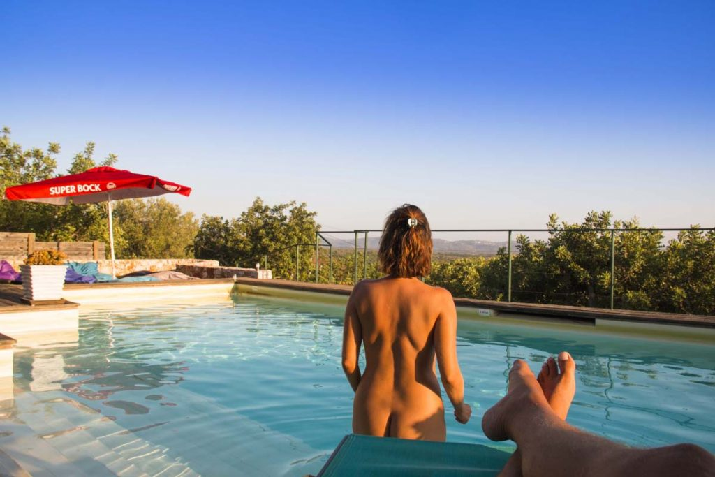 Nude Vacations in Portugal: Cabanadelsol