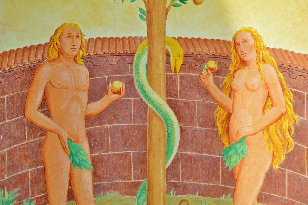 Naturism and religion