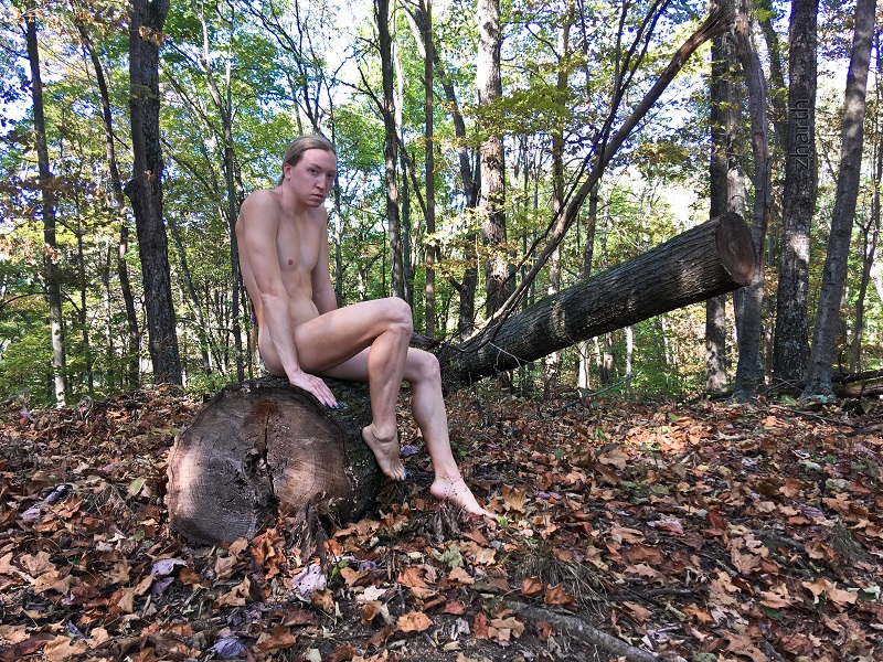 The Naturist Talks: Zharth from the United States