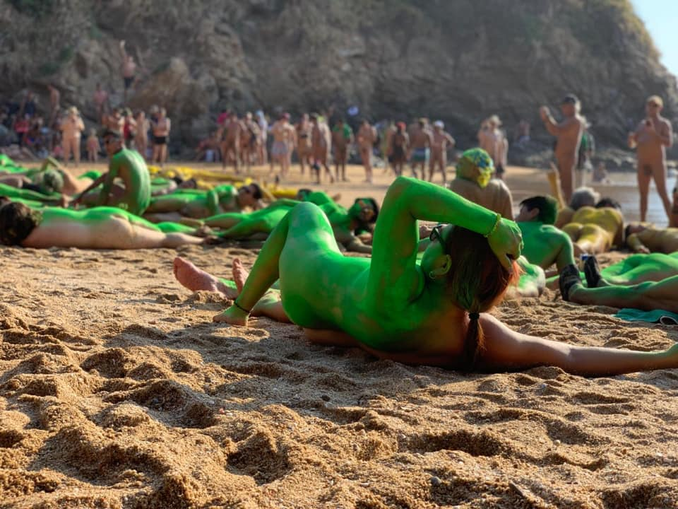 Everything you need to know before visiting the Zipolite Nudist Festival 2020