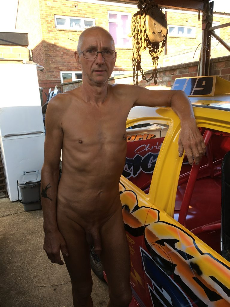 Naturist Talks: Mark and Tracey from the UK