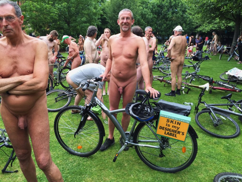 Naturist Talks: Bob from the UK and Spain