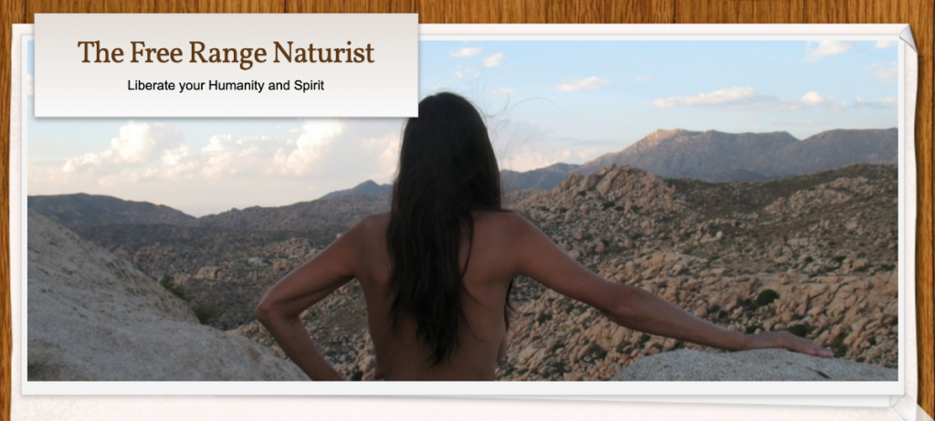 Nudist Blogs You Really want to Follow in 2020: The Free Range Naturist