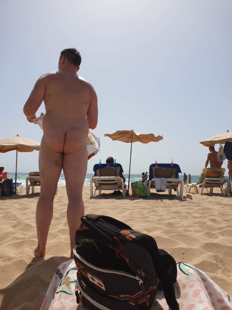 The Naturist Talks: Rob from the UK