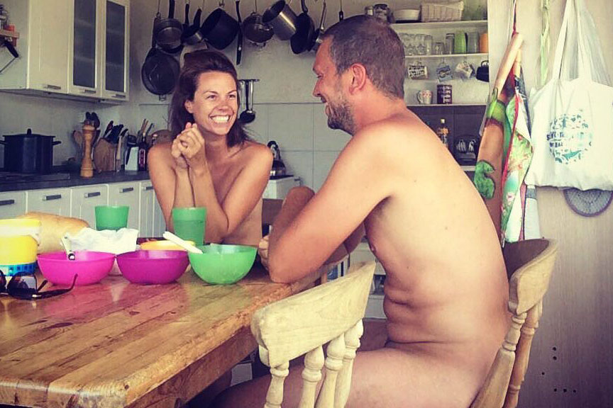 The Naturist Talks: Gaz from the UK and Japan