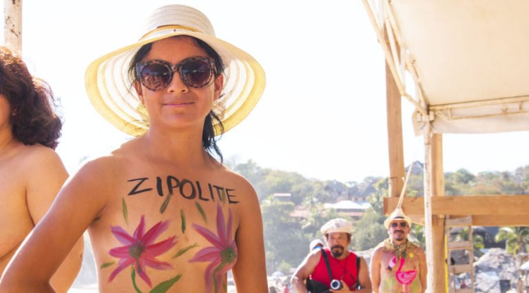 The Zipolite Nudist Festival 2020: Our Experience