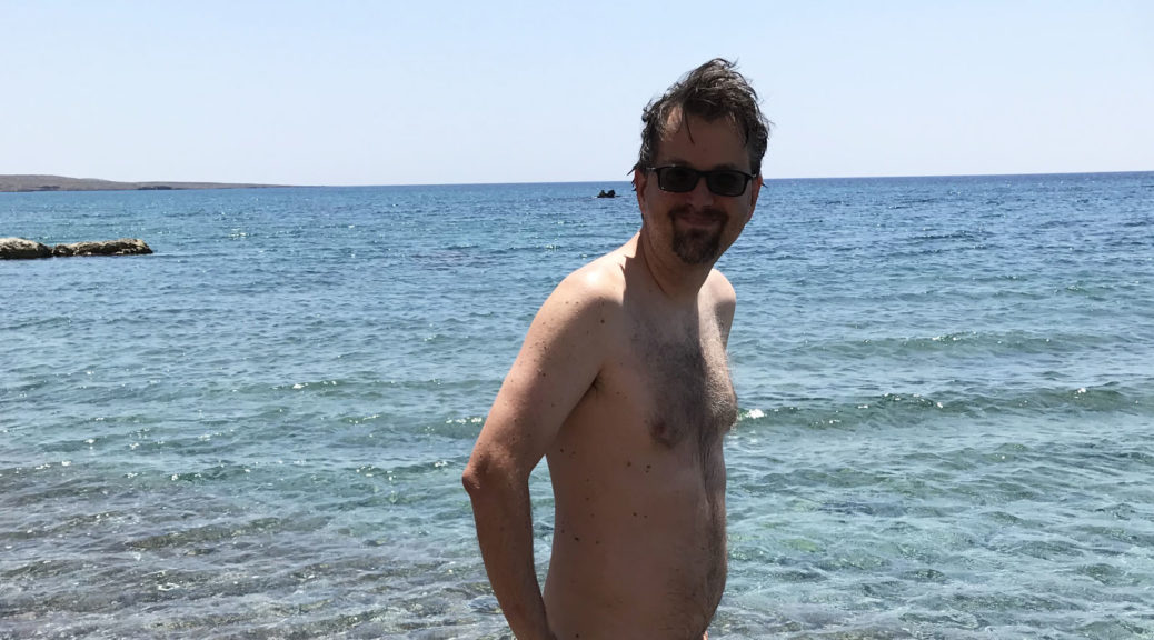 The Naturist Talks: Nick from the USA