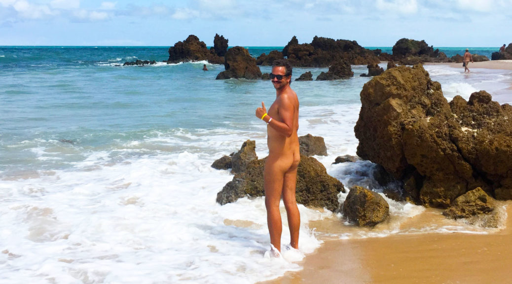Musings about Single Men in Naturism