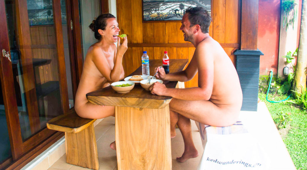 14 Ideas to Enjoy being Nude at Home while Social Distancing