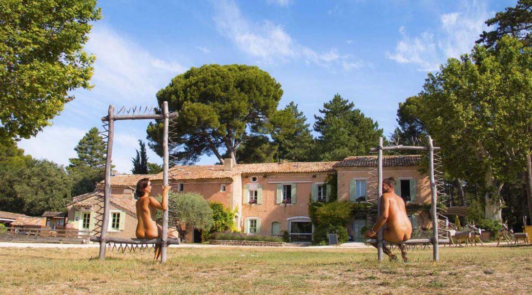 Featured Naturist Resorts: Domaine de Bélézy, France