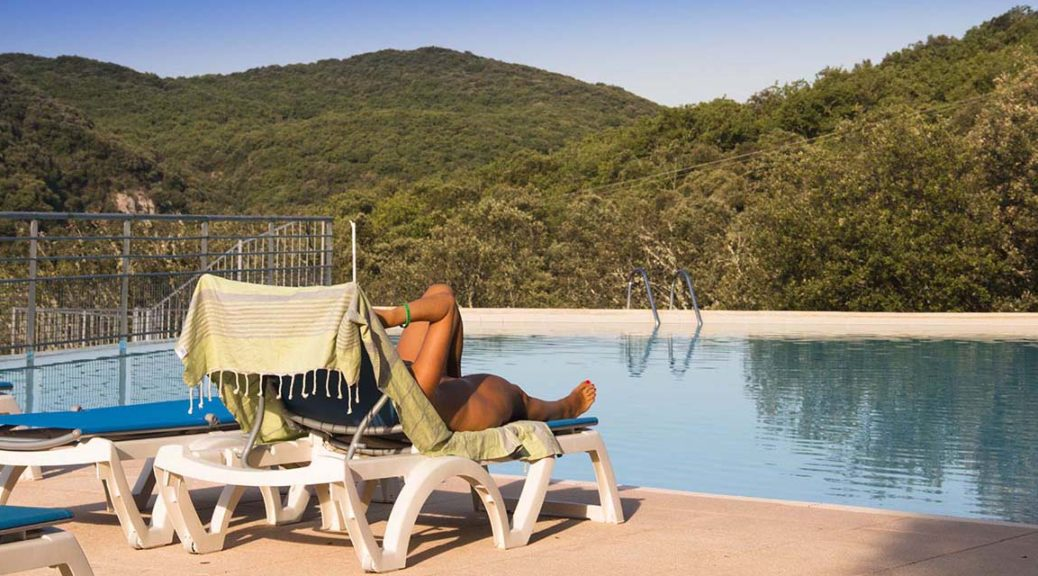 Featured Naturist Resorts: Domaine de la Sablière, France