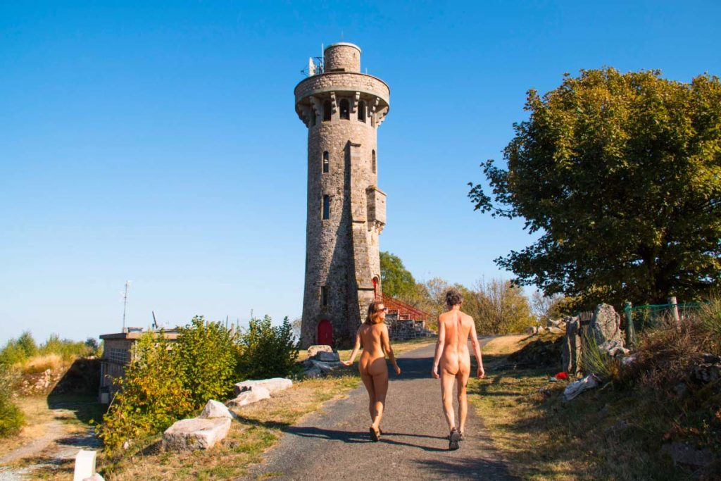 The Freedom of Going Nude in Public Places