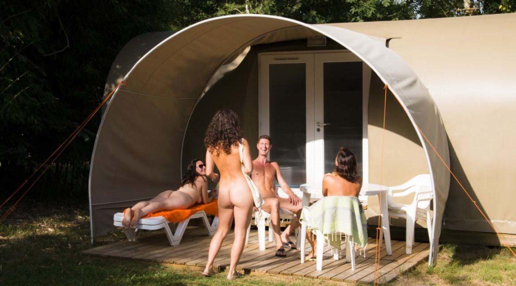 Featured Naturist Resorts: Domaine Naturiste L'Eglantière, France