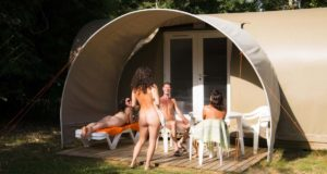 Featured Naturist Resorts: Domaine Naturiste L'Eglantière, France