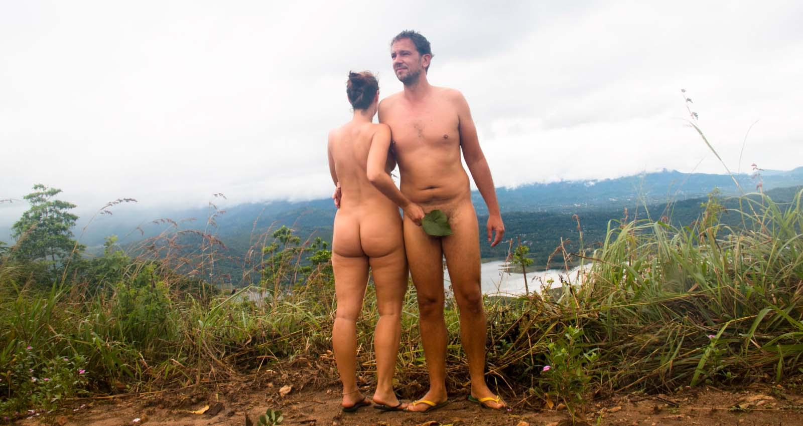 Naked sri lankan