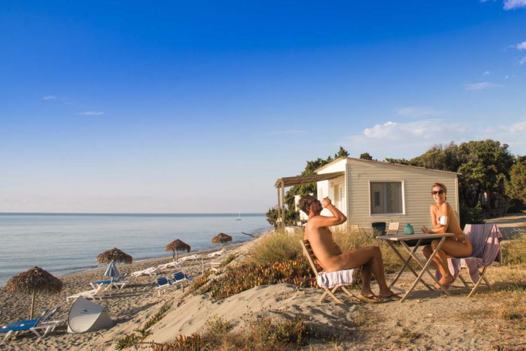 FKK in Corsica: A Naturist Paradise on a French Island