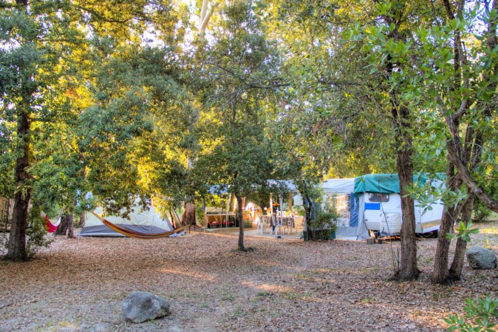 Review: Naturist Camping Bagheera in Corsica, France