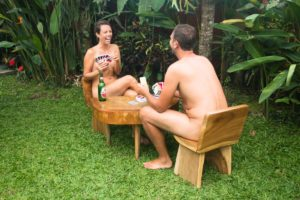 Nudism and naturism in Bali