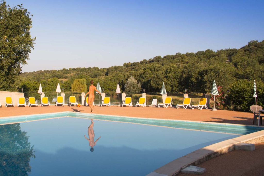 Naturist Camping in the French Provence
