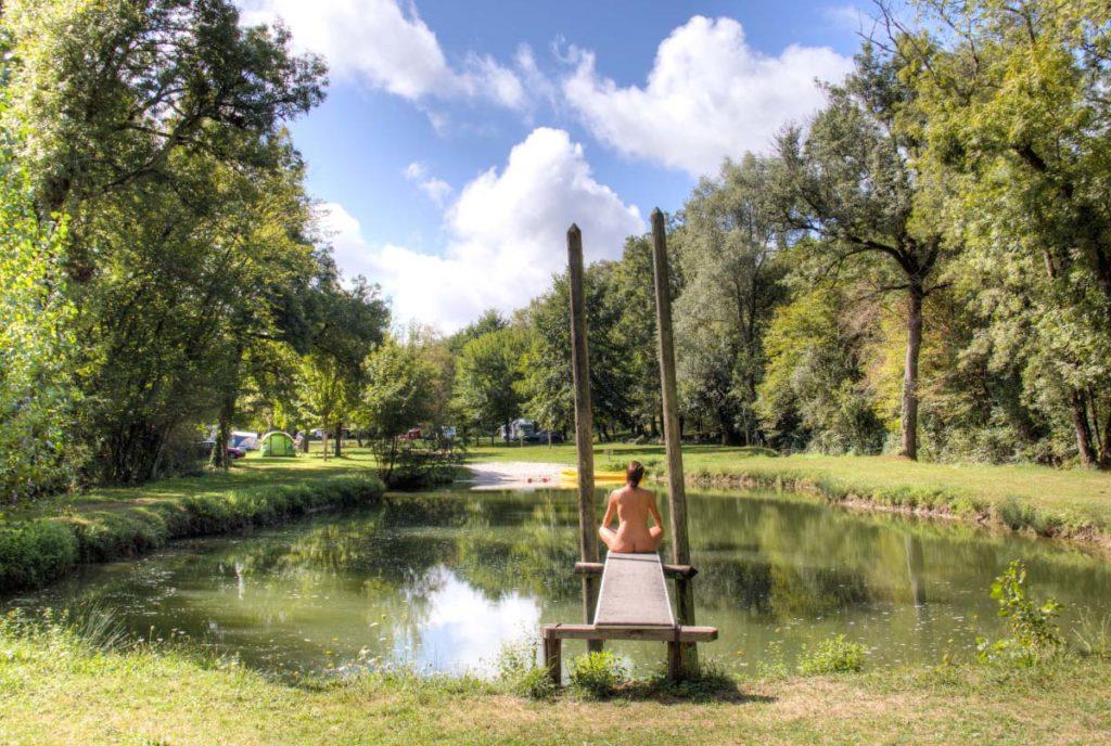 Naturist Camping Le Couderc