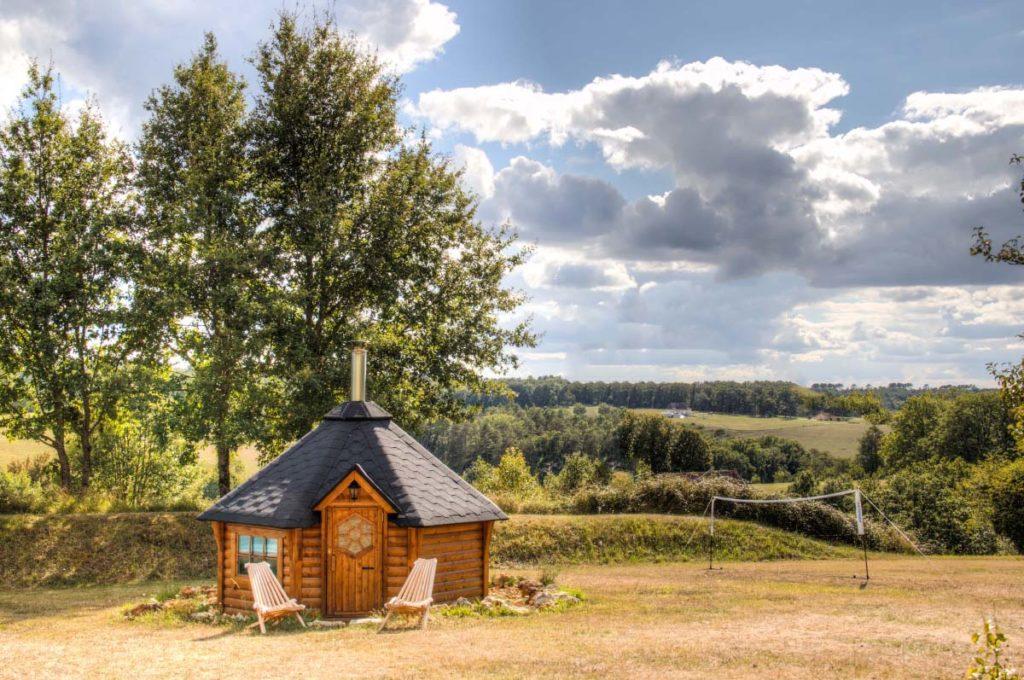 Naturist Camping Le Coteau de l'Herm