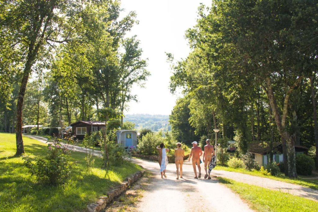Naturist Camping Terme d'Astor