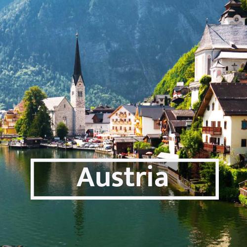 Nudist & Naturist destinations in Austria