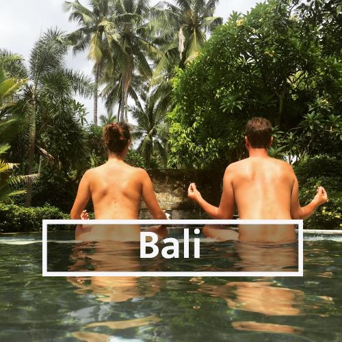 Nudist & Naturist destinations in Bali