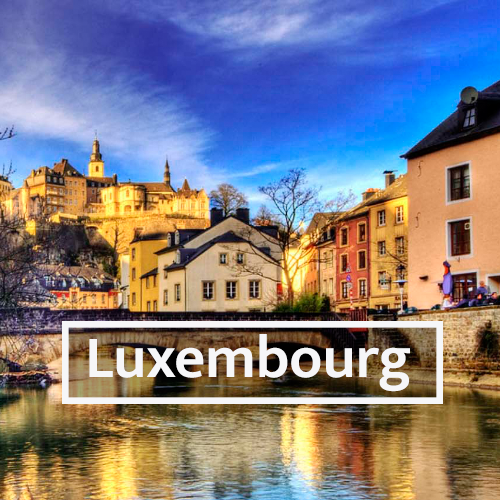 Nudist & Naturist destinations in Luxembourg