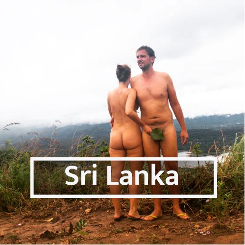Nudist & Naturist destinations in Sri Lanka