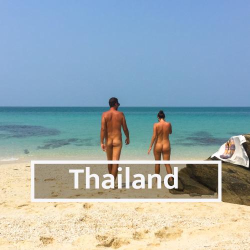 Nudist & Naturist destinations in Thailand