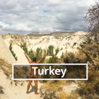 Nudist & Naturist destinations in Turkey