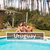Nudist & Naturist destinations in Uruguay